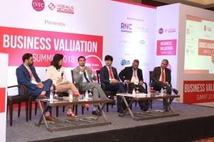 Business Valuation Professionals at Hotel The Lalit